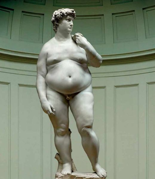 Если бы Микеланжело творил в Америке
