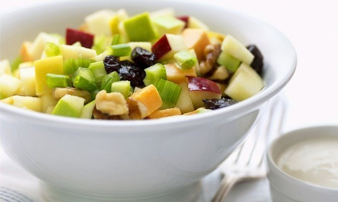 низкокалорийные продукты для похудения таблица