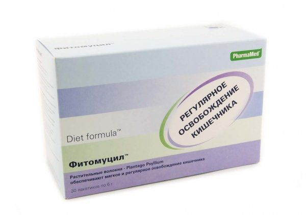 Фитомуцил диет формула отзывы 1