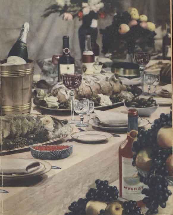 ДИЕТА.ру, Книга о вкусной и здоровой пище, разворот2