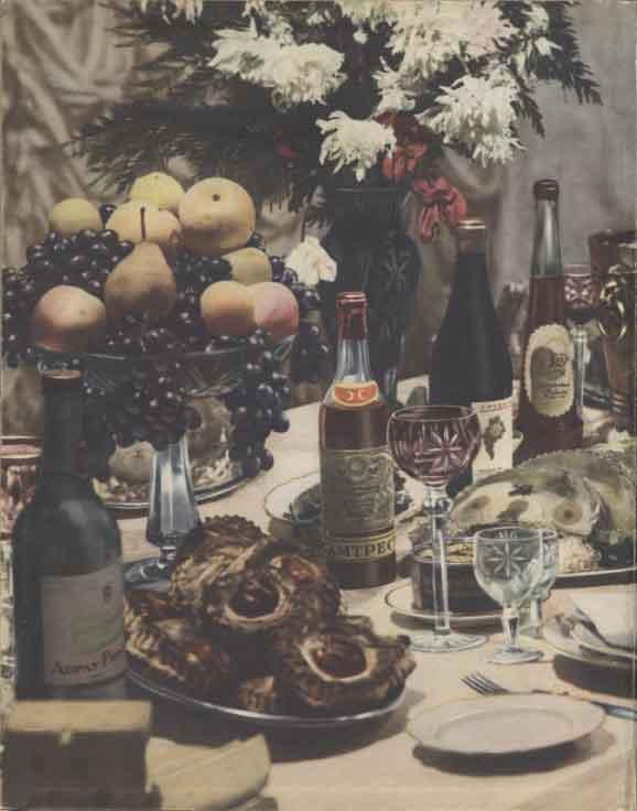 ДИЕТА.ру, Книга о вкусной и здоровой пище, разворот